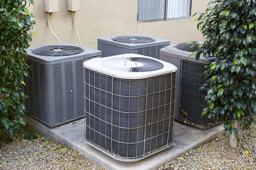 outdoor air conditioners Perkins Climate Control, Inc. Leesville, LA