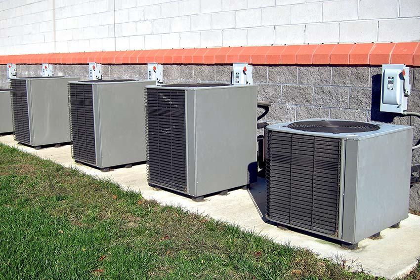 A/C unit Leesville, LA | Perkins Climate Control